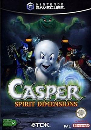 Casper : Spirit Dimensions