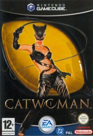 Catwoman sur NGC