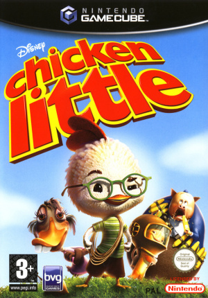 Chicken Little sur NGC