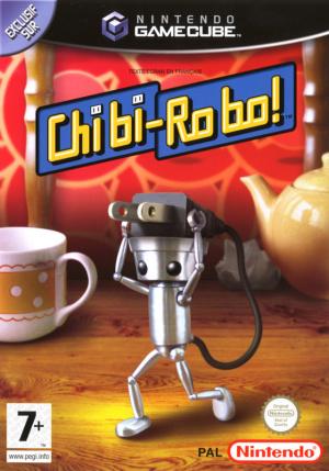 Chibi-Robo ! sur NGC