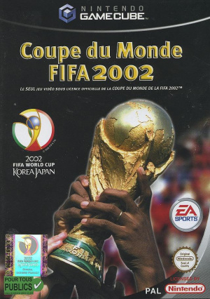 Coupe du Monde FIFA 2002 sur NGC