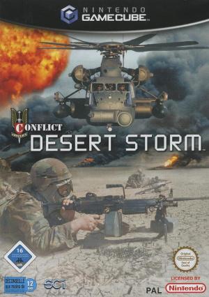 Conflict : Desert Storm sur NGC