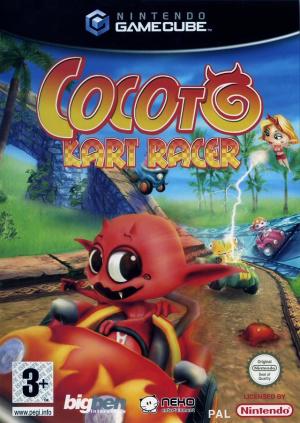 Cocoto Kart Racer sur NGC