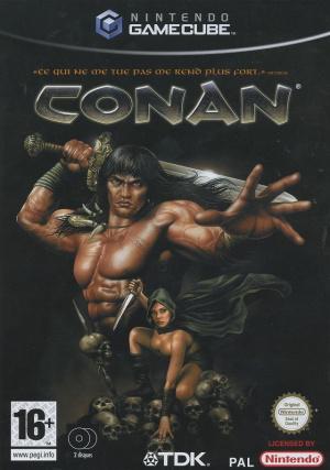 Conan sur NGC