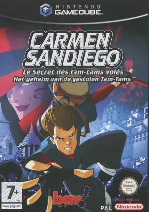 Carmen Sandiego : Le Secret des Tam-Tams Volés