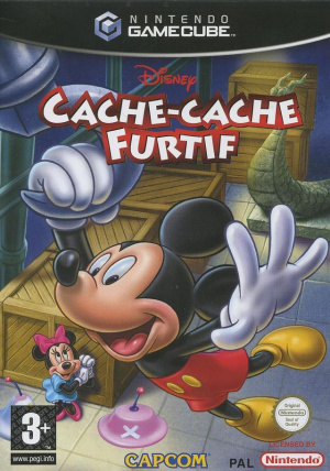 Disney Cache-Cache Furtif