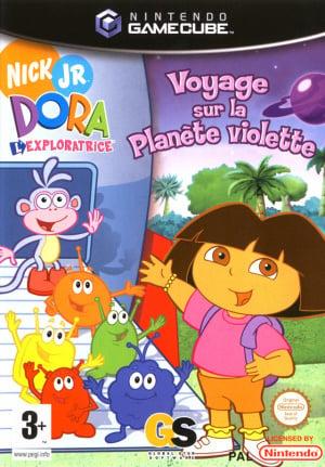 Dora l'Exploratrice : Voyage sur la Planète Violette sur NGC