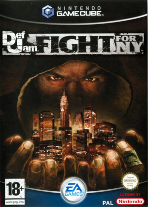 Def Jam Fight for NY sur NGC