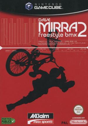 Dave Mirra Freestyle BMX 2 sur NGC