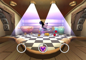 Disney's Magical Mirror Starring Mickey Mouse - Gamecube