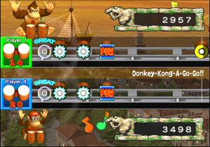 Donkey Konga 2 : les premières images