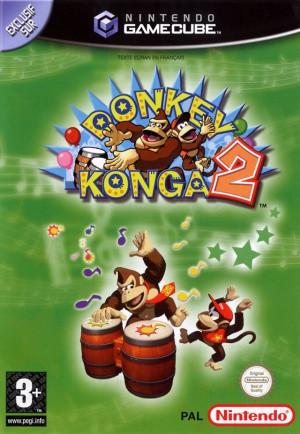 Donkey Konga 2 sur NGC