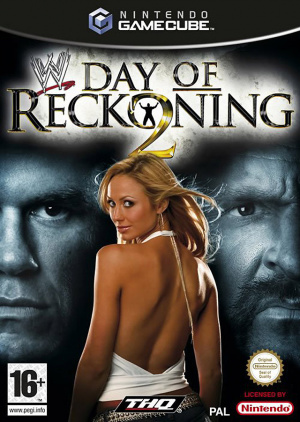 WWE Day Of Reckoning 2 sur NGC