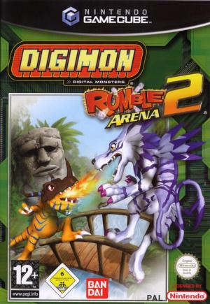 Digimon : Rumble Arena 2 sur NGC
