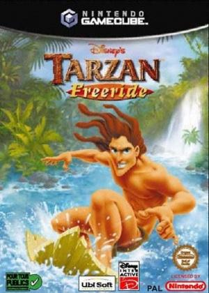 Tarzan Freeride sur NGC