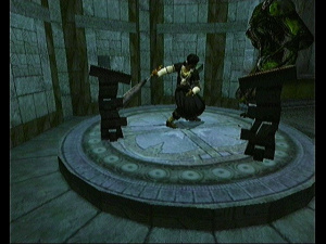 Eternal Darkness : Sanity's Requiem - Gamecube