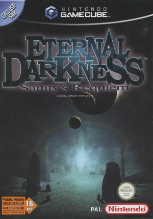 Eternal Darkness : Sanity's Requiem sur NGC