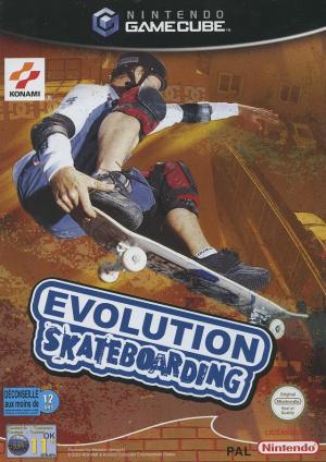 Evolution Skateboarding sur NGC