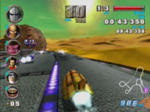 80ème : F-Zero GX / 2003