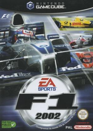 F1 2002 sur NGC