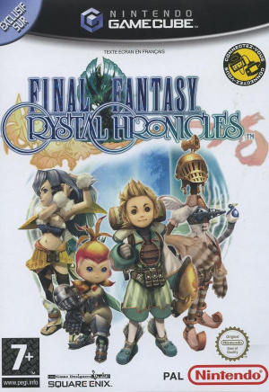 Final Fantasy Crystal Chronicles sur NGC
