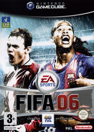 FIFA 06 sur NGC