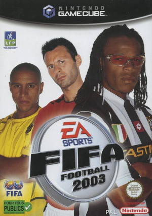 FIFA Football 2003 sur NGC