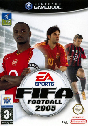 FIFA Football 2005 sur NGC