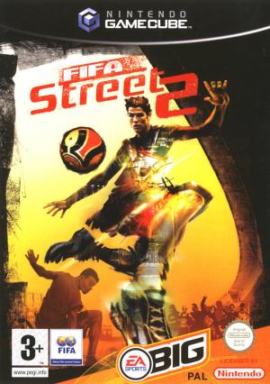 FIFA Street 2 sur NGC