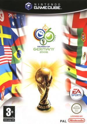 Coupe du Monde de la FIFA 2006 sur NGC