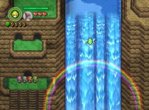 Zelda Four Swords : lâcher d'images !