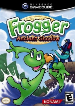 Frogger : Ancient Shadow sur NGC