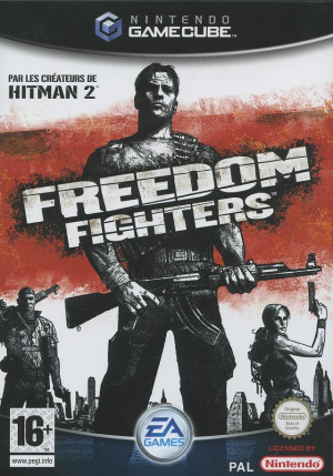 Freedom Fighters sur NGC