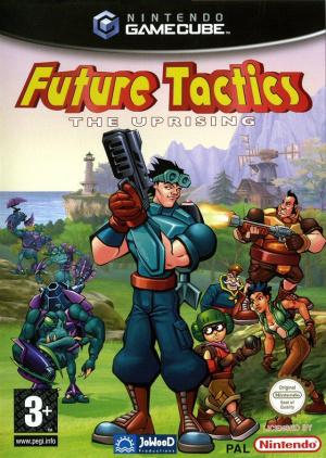 Future Tactics : The Uprising sur NGC
