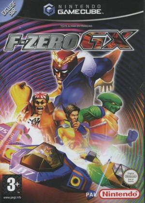 F-Zero GX sur NGC