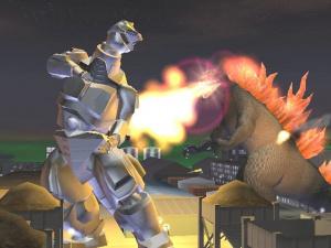 Godzilla sur Gamecube