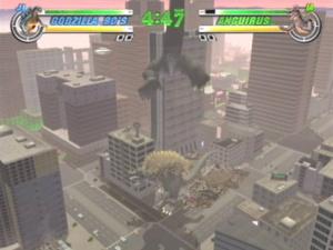 Godzilla : Destroy All Monsters Melee