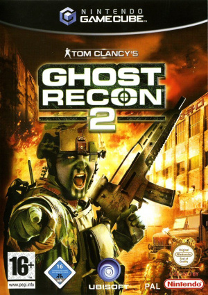 Ghost Recon 2 sur NGC