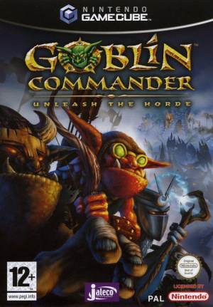 Goblin Commander : Unleash the Horde sur NGC