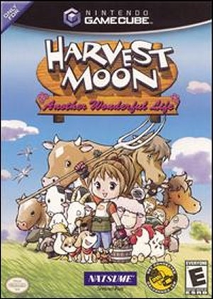 Harvest Moon : A Wonderful Life for Girls sur NGC
