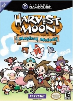 Harvest Moon : Magical Melody sur NGC