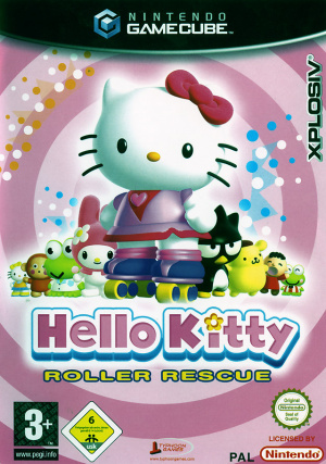 Hello Kitty Roller Rescue sur NGC