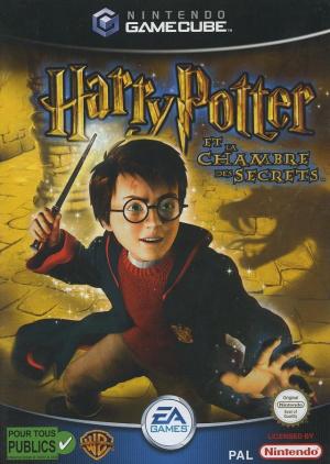 Harry Potter et la Chambre des Secrets sur NGC