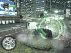 Hulk : Ultimate Destruction