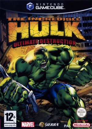 The Incredible Hulk : Ultimate Destruction sur NGC