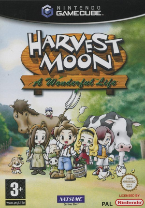Harvest Moon : A Wonderful Life sur NGC