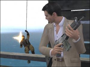 James Bond double la mise
