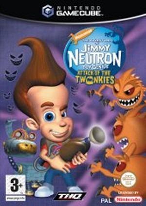 Jimmy Neutron : Un Garçon Génial : L'Attaque des Twonkies sur NGC