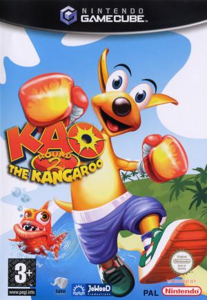 Kao the Kangaroo : Round 2 sur NGC