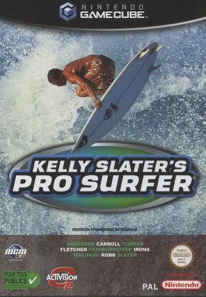 Kelly Slater's Pro Surfer sur NGC